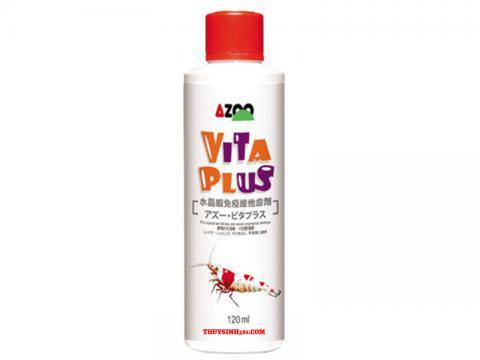 Azoo Vita Plus sản phẩm cung cấp vitamin giúp tép luôn khỏe mạnh