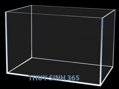 Bảng giá bể kính siêu trong dành cho hồ thủy sinh và cá cảnh