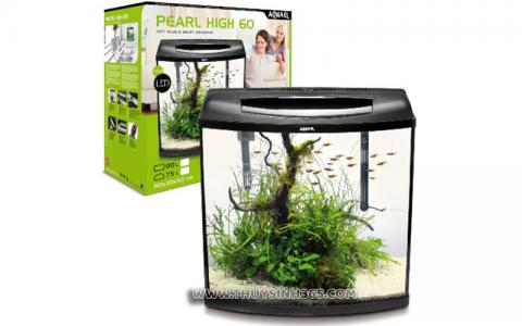 Bể cá mini Hà Lan Aquael Pearl High 60