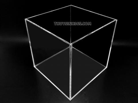 Bể cá mini vuông chất liệu Acrylic cao cấp