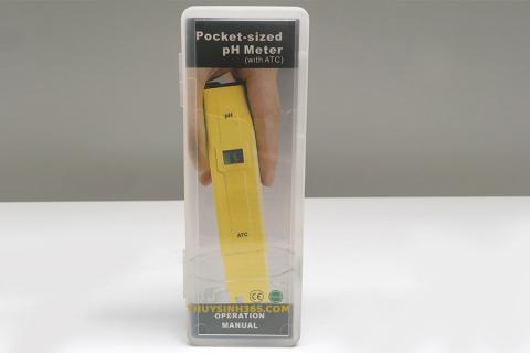 Bút đo độ PH pocket sized ph meter cho hồ cá kiểng