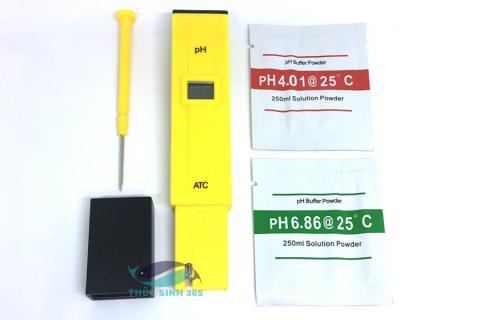 Bút đo PH-ATC điện tử chính xác