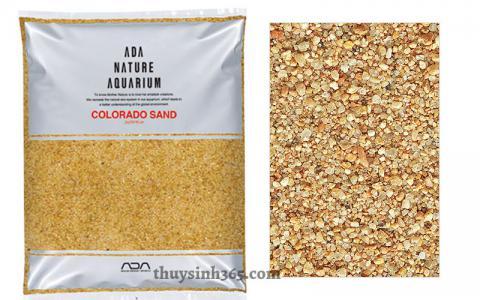 Cát nền cao cấp của ADA COLORADO SAND loại 2kg và 8kg