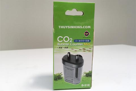 Đếm giọt co2 của hãng Up-Qua bubble counter mini