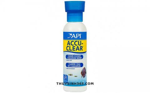 Dung dịch làm trong nước API ACCU CLEAR