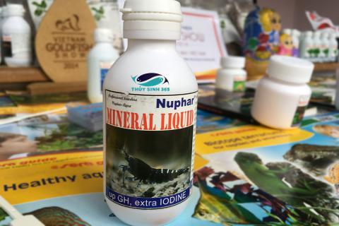 Khoáng cho tép Nuphar Mineral Liquid