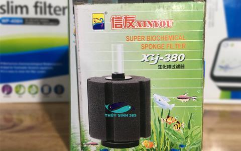 Lọc bio XY380 Xinyou kết hợp với sủi oxy