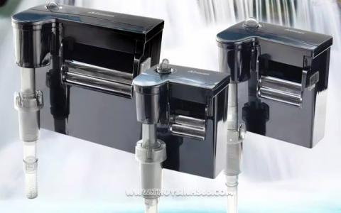 Lọc thác Atman HK-0400 kết hợp lọc váng đa dụng