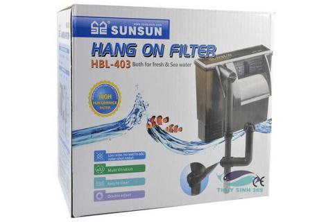Lọc thác SUNSUN HBL-403 Hang on filter