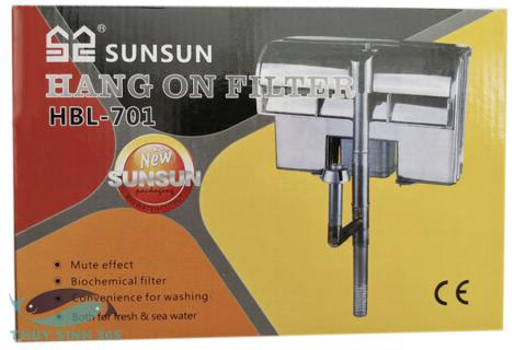 Lọc thác Sunsun HBL-701 - Hang on filter
