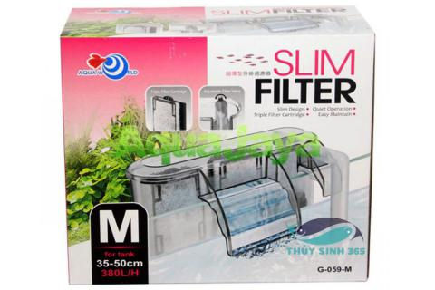 Lọc thác treo của UpAqua Slim Filter size M