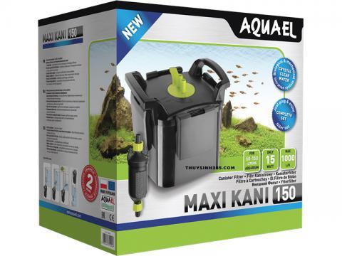Lọc thùng cao cấp Aquael Maxi Kani 150 nhập khẩu Ba Lan