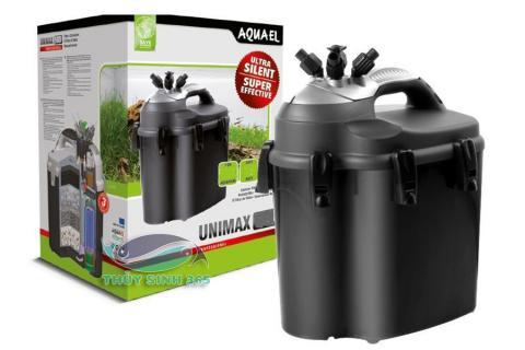 Lọc thùng cao cấp aquael unimax 700 external aquarium filter
