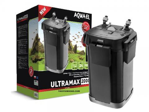 Lọc thùng nhập khẩu Ba Lan Aquael UltraMax với nhiều mẫu mã
