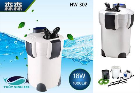 Lọc thùng SunSun HW-302