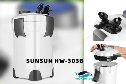 Lọc thùng SunSun HW-303B