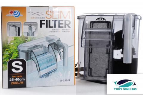 Lọc treo cao cấp của Up Aqua Slim Filter size S