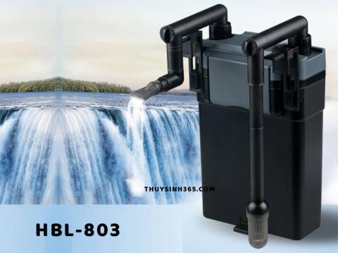 Lọc treo Sunsun HBL 803 dùng cho hồ dưới 60cm