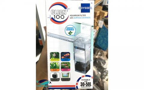 Lọc Váng Odyssea Clean 100 kết hợp thổi mặt