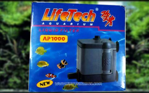 Máy bơm bể cá cao cấp Lifetech AP1000