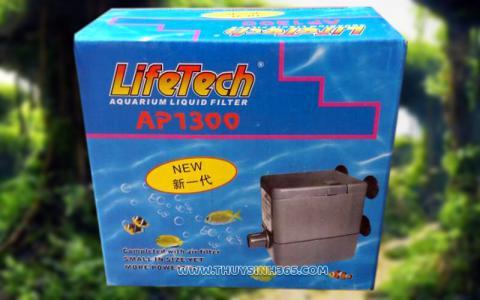 Máy bơm hồ cá Lifetech AP1300