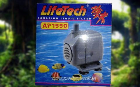 Máy bơm hồ cá tầm trung Lifetech AP1550