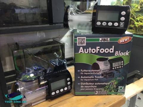 Máy cho cá ăn tự động JBL - AutoFood Black