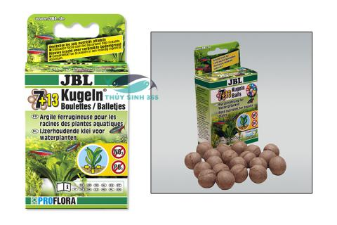 Phân nền thủy sinh dạng nhét JBL The 7 + 13 balls xuất xứ tại Đức