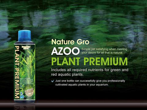 Phân nước AZOO Plant Premium cung cấp sắt và chất hữu cơ cho cây