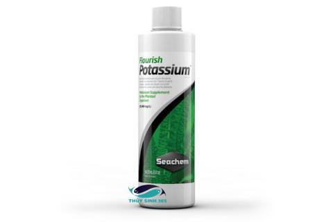 Phân nước thủy sinh Seachem Flourish Potassium