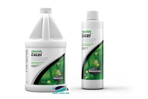Seachem Floursh Excel Phân nước bổ sung co2 cho thủy sinh