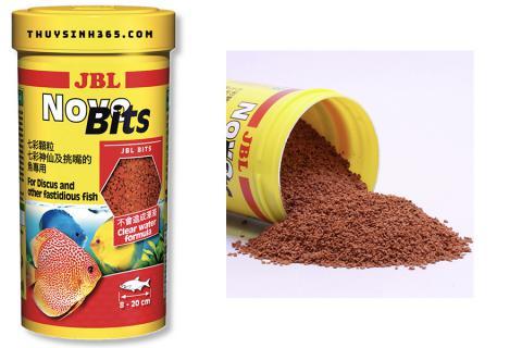 Thức ăn cao cấp cho cá Dĩa JBL NovoBits