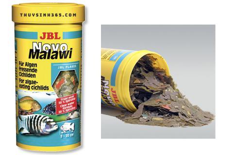 Thức ăn cao cấp dành cho cá Cichlids JBL NovoMalawi