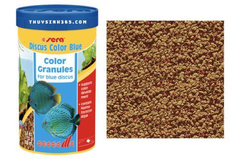 Thức ăn cao cấp dành cho cá Dĩa Sera Discus Color Blue loại 116g
