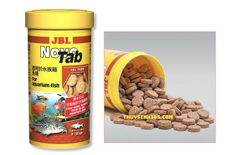 Thức ăn cho cá cảnh JBL NovoTab