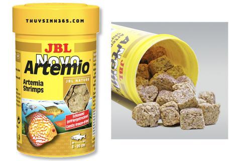 Thức ăn cho cá cảnh nước ngọt và cả nước mặn JBL NovoArtemio
