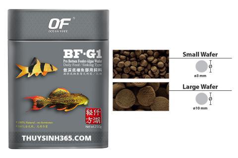 Thức ăn cho cá lau kiếng OF Pro Bottom Feeder