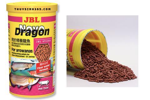 Thức ăn cho cá rồng JBL NovoDragon Shrimp