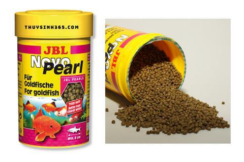 Thức ăn cho cá vàng JBL NovoPearl