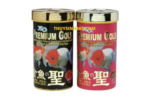 Thức ăn cho cá vàng XO PREMIUM GOLD