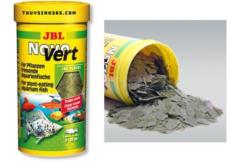 Thức ăn dạng miếng có chứa tảo Spirulina JBL NovoVert