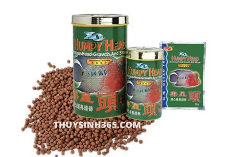 Thức ăn dành cho cá La Hán XO HUMPY HEAD hỗ trợ phát triển đầu
