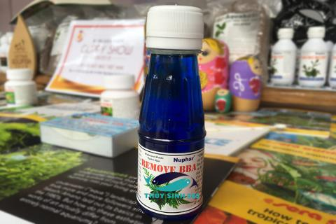 Thuốc diệt rêu Nuphar Remove BBA