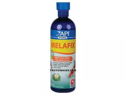 Thuốc kháng khuẩn cho Cá Koi và cá vàng API Melafix Pond