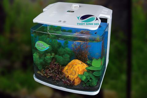 Trọn bộ bể cá mini Aquablue LAT-40