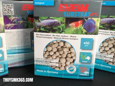 Vật liệu lọc cao cấp EHEIM xuất xứ từ Đức