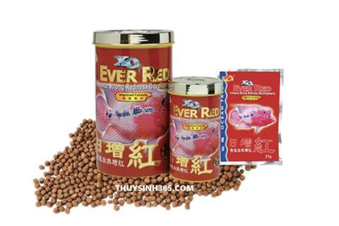 XO EVER RED Thức ăn cho cá La Hán